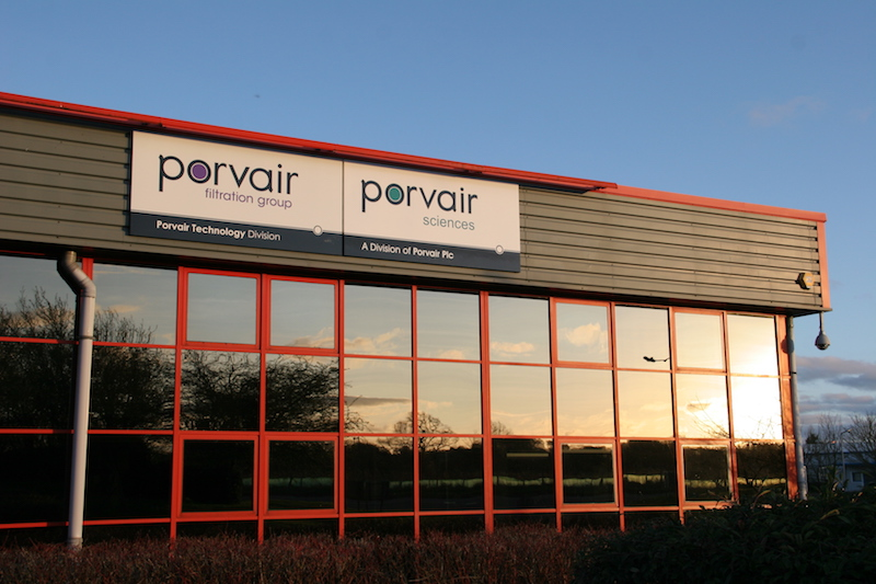 Porvair Sciences Ltd