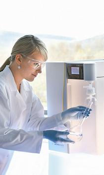 The arium® pro ultrapure water system, a brand-new unit, not only features winning performance specifications for producing high-quality ASTM Type 1 laboratory water, but also incorporates innovative and mature technology all down the line.