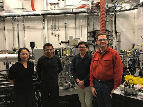 Beamline 8-ID-E and Linkam stage users