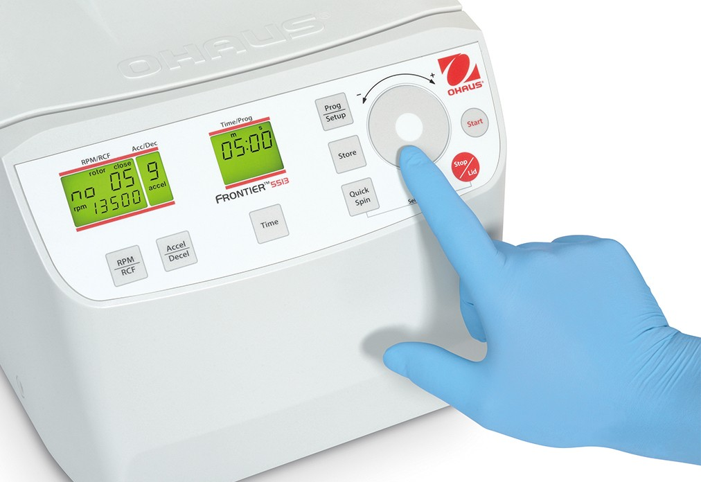 OHAUS-Introduces-Two-New-Centrifuges