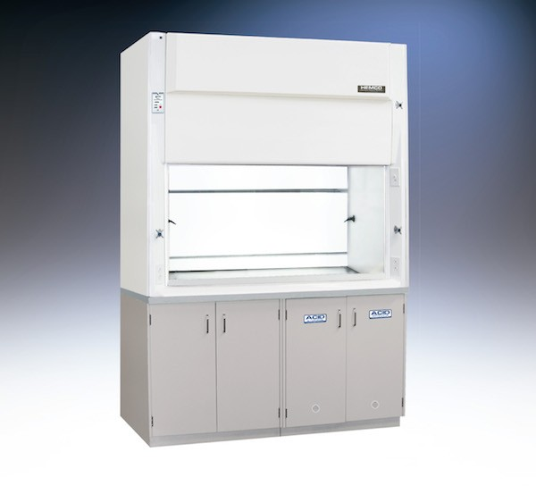 UniFlow HDPE Acid Digestion Fume Hood