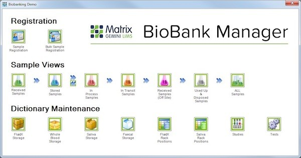 Matrix Biobank