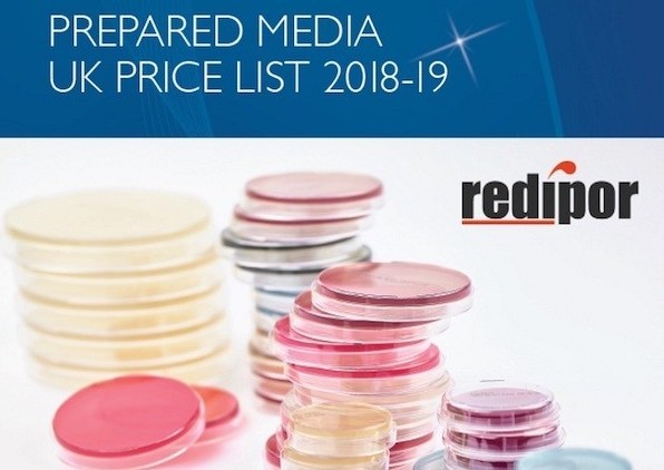 Redipor price list released