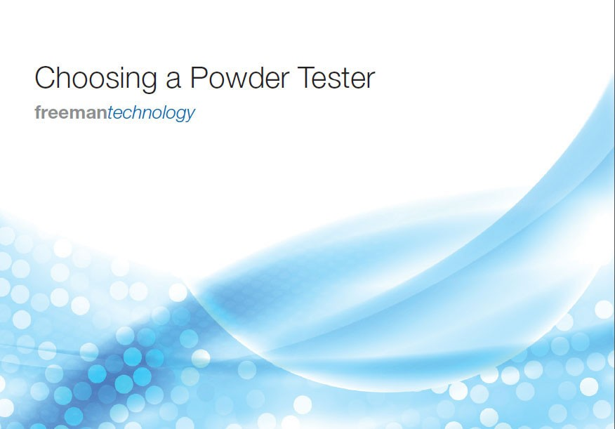 eBooks-Freeman-Technology-updated-expert-advice-powder-tester-selection